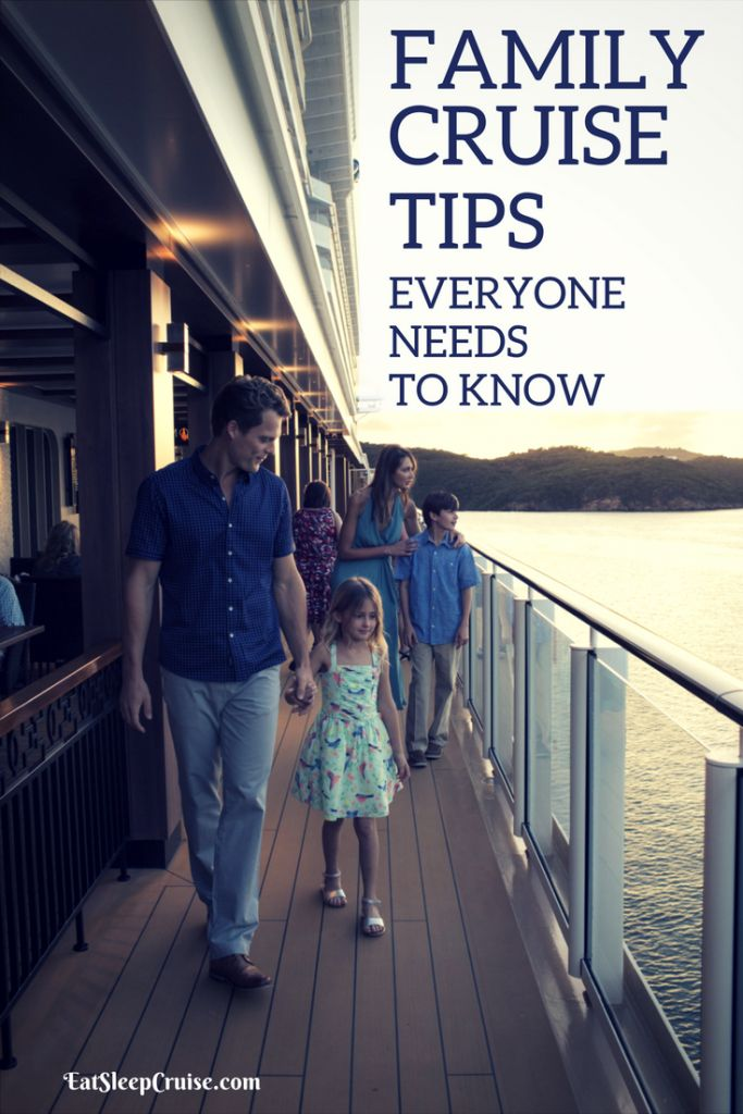 Top Family Cruise Tips Everyone Needs to Know #Cruise #CruiseTips
