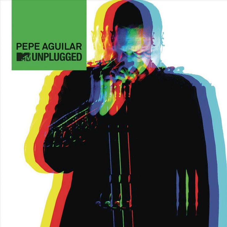 Pepe aguilar - Pepe aguilar mtv unplugged (CD)