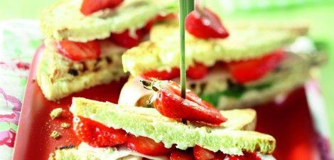 sandwich kinderrecept - Google zoeken