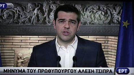 El histórico discurso de #Tsipras llamando a referéndum #Grecia | EURICLEA | Scoop.it