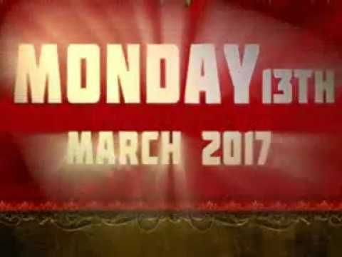 Daily Devotional - 13-03-2017- SERVICE THE BLESSING - Dr. Isaiah Wealth