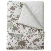 DwellStudio Cot Quilt/Play Blanket - Woodland Tumble - from The Baby Closet
