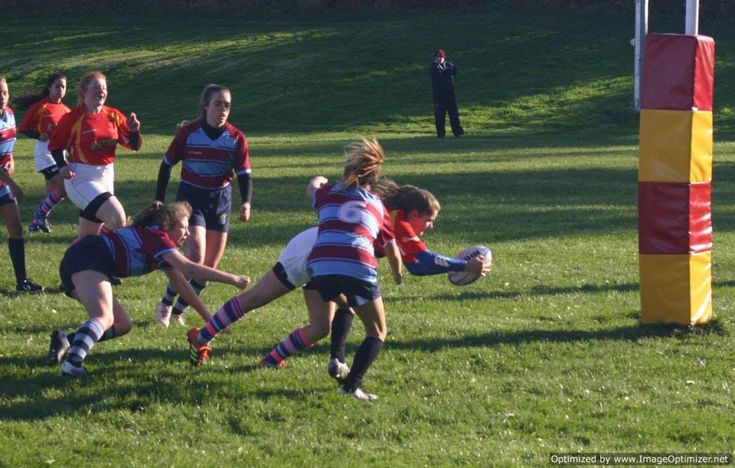 First Try Of The Season Aim High Rugby Sports