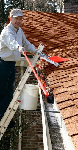 Amazon Com Gutter Getter 00652 Gutter Care And Cleaning 400 x 300