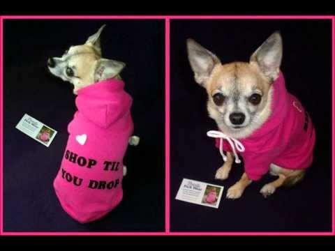 PoochParkWear customizes hoodies and t-shirts, the good, the naughty, the in between, whether proud or quirky let them be seen