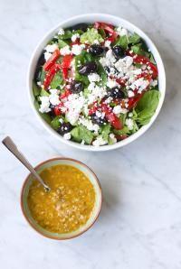Pepperoncini Vinaigrette | SaladSavors™ Inspiration