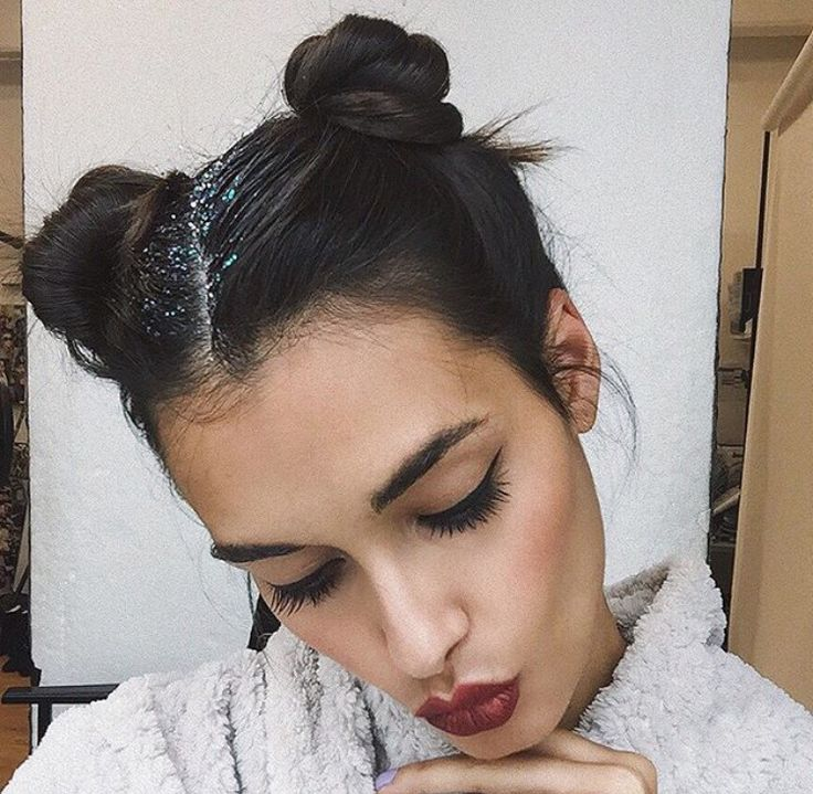 21 Best Images About Trend Space Buns On Pinterest