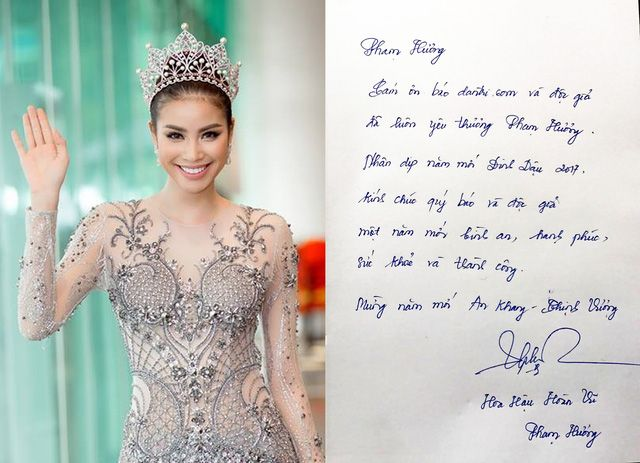 Tag :Hoa hậu Phạm Hương gửi lời chúc trương ngọc ánh hoa hậu Hoàn vũ 2015 Tết Nguyên Đán