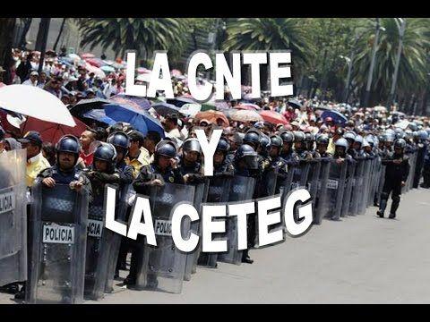 Revelaciones de un maestro de la CNTE   ¡ESTOS SON LOS MALDITOS TERRORISTAS, SON LOS QUE CAUSAN EL TERROR!