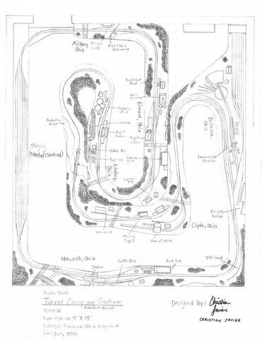 Pin By Le Stodghill On Model Railroad Layouts