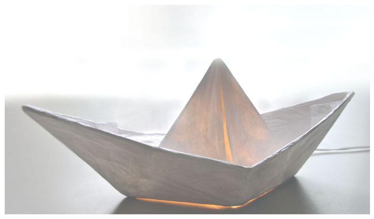 mariekedijkers - papieren bootje