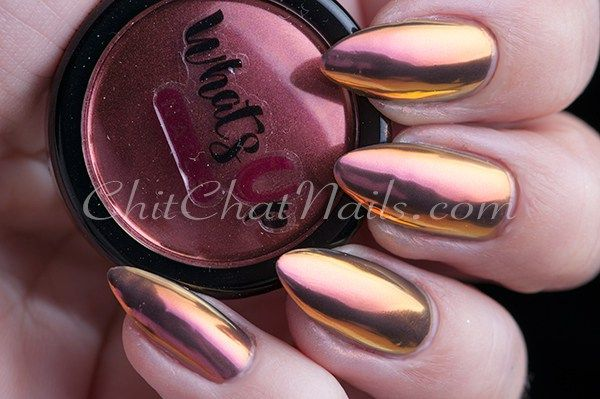 Whats Up Nails – CHROME POWDERS from WhatsUpNails.com @whatsupnails