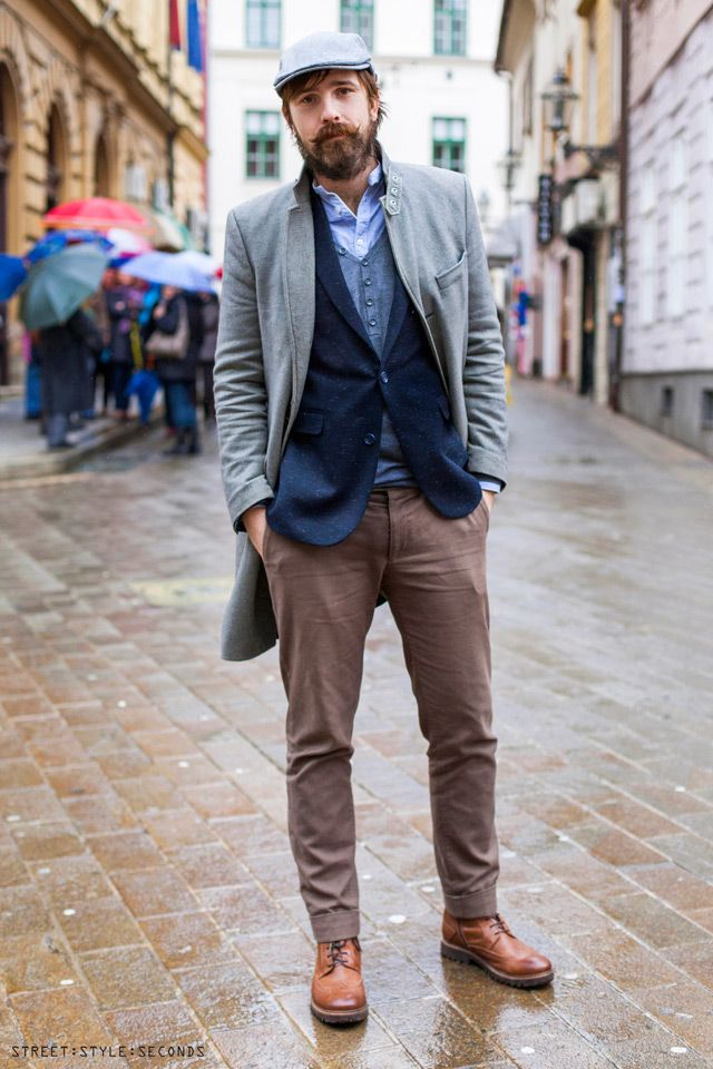 cool clothing styles for guys cool clothing styles for men best dressing style for men casuals, Igor Mikloušić street style Zagreb