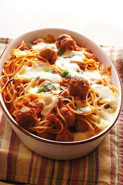 makaron spaghetti thermomix