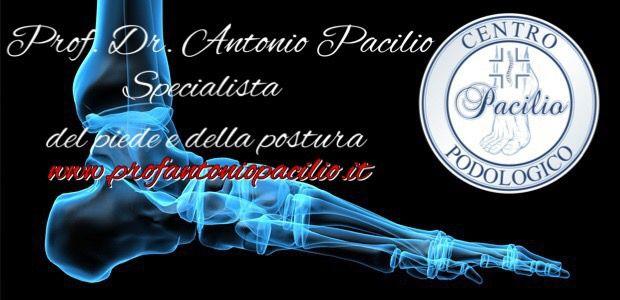 Da oltre 35 anni Centro Specialistico per la cura e la prevenzione delle patologie del Piede e della Postura!!!   👣👣CENTRO PODOLOGICO PACILIO del PROF. DOTT. ANTONIO PACILIO👣👣 Via Margherita di Savoia 25 / 80046, San Giorgio a Cremano (Napoli)  ☎️Tel. 081275021  💻Web: www.centropodologicopacilio.it  ⌨️e-mail: dottpacilio@libero.it                       💯UNICA SEDE!!!💯