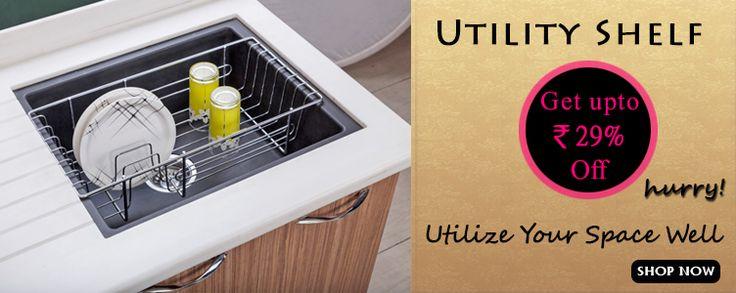 Utility Shelf!   #OnlineShopping #DeliveringTrust