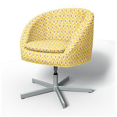 1000 id es sur le th me chaises pivotantes sur pinterest for Bemz housse ikea