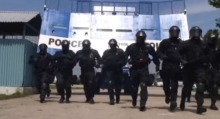 BOZENA Riot System – The king of riot control