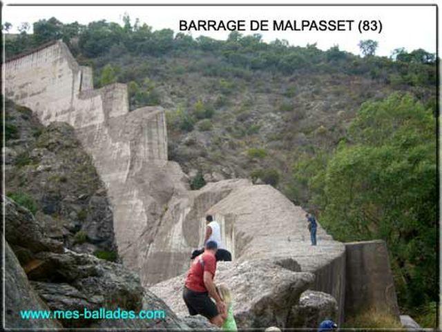 LE BARRAGE MAUDIT<br>DE MALPASSET<br>83)