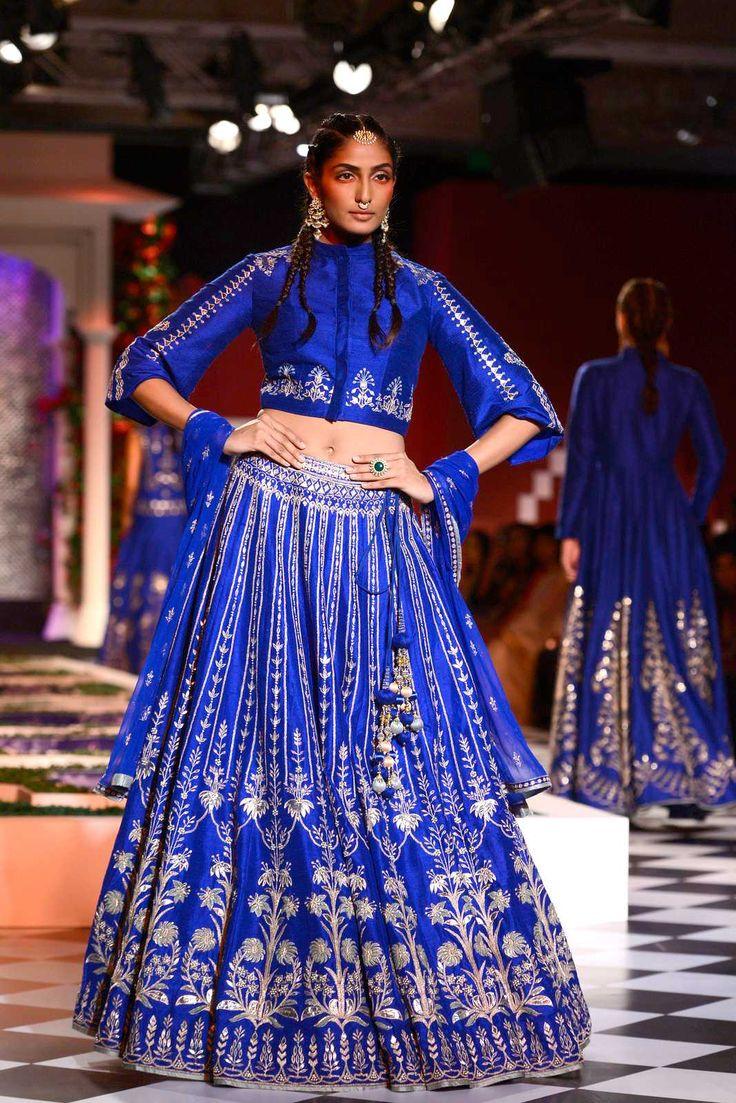 Anita Dongre at India Couture Week 2016   Vogue India   Fashion   Fashion Shows