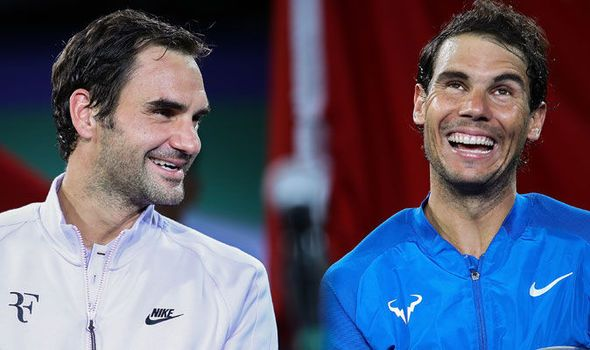 Rafael Nadal has asked ATP to change Roger Federer schedule: Conspiracy theory circles