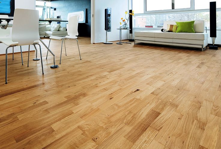 Canyon Oak 3 Strip Engineered Floor