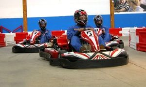 Groupon - $ 22 for Two 20-Lap Go-Kart Races at Grand Prix Raceway in Lakewood (Up to $44 Value) in Pacific. Groupon deal price: $22