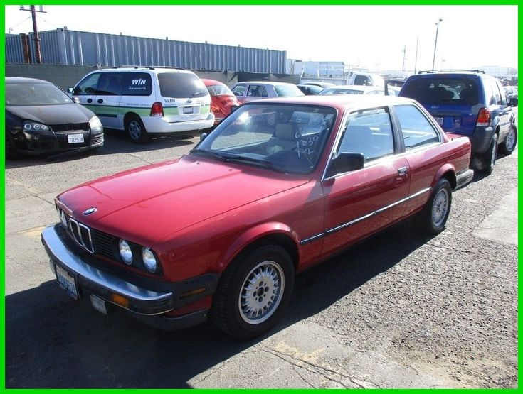 Awesome Amazing 1987 BMW 3-Series 325 C 1987 BMW 325 Used 2.7L I6 12V Automatic NO RESERVE 2017 2018 Check more at https://24auto.ga/2017/amazing-1987-bmw-3-series-325-c-1987-bmw-325-used-2-7l-i6-12v-automatic-no-reserve-2017-2018/