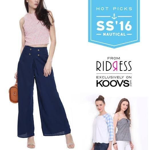 Happily Arrived with our new collection smile emoticon Do shop with us now on www.koovs.com/ridress