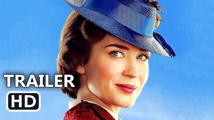 MARY POPPINS RETURNS Official Trailer TEASE 2018 Emily Blunt Disney Movie HD-MARY POPPINS RETURNS Official Trailer TEASE (2018) Emily Blunt, Disney Movie HD © 2017 - Disney Comedy, Kids, Family and Animated Film, Blockbuster, Action M...