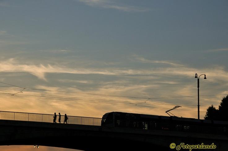 Paesaggio urbano - Roma