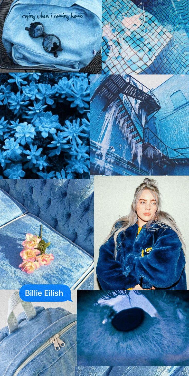 1024x1024 dark blue wallpaper >. Pastel dark blue aesthetic wallpaper | Blue aesthetic