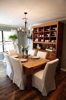 joanna gaines hgtv | ... dining room. Joanna Gaines's Blog | HGTV Fixer Upper | Magnolia Homes