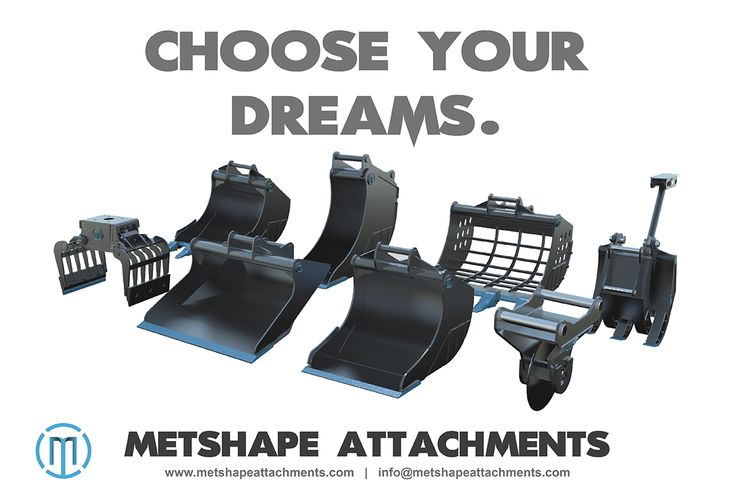 New Metshape excavator attachments are specially engineered for harsh Scandinavian ground conditions and to maximize the power and efficiency of your excavator.  Buckets, Grabs, Rippers, Hitches, Grapples, Asphalt Cutters, Hydraulics and Pallet Forks.  #MetshapeAttachments #Metshape #Attachments #Excavator #ExcavatorAttachments #SkidSteer #Hardox #HeavyEquipments #Gravemaskin #Norway #Norge #Sweden #Sverige #Finland #Suomi #Denmark #DiggingBucket #GravemaskinUtstyr