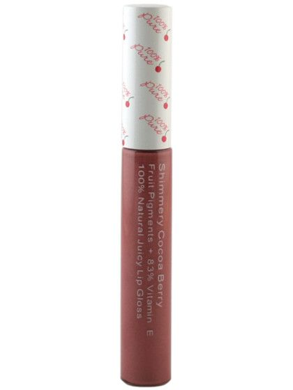 Shimmery Cocoa Berry Lip Gloss