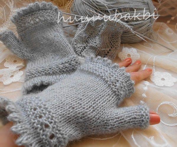 knit gloves,örgü eldiven