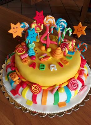 Centomilaidee: Torta Lecca lecca