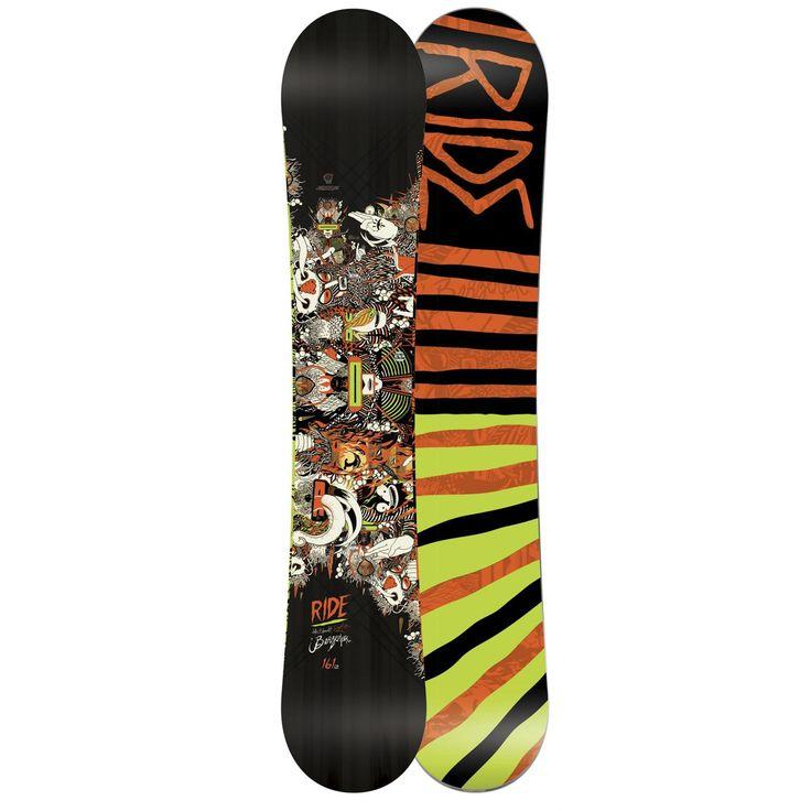 $261.93. Ride Berzerker Snowboard 2014