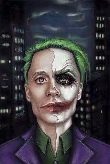 The #Joker Jared Leto #SuicideSquad