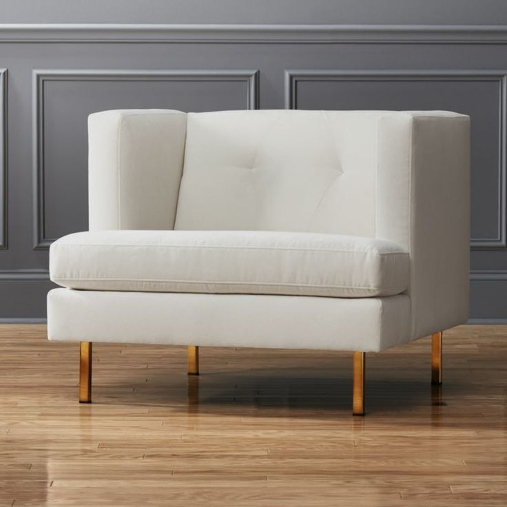 With Plush Lounge Chairs Sleek Side And Living Room For Virtually Any E Offers Modern Created Comfort Style