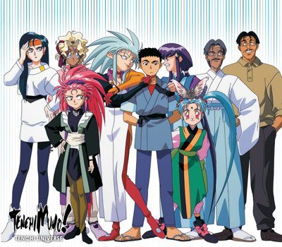 tenchi in tokyo   what are your 3 favorite scenes from the tenchi muyo series tenchi ...
