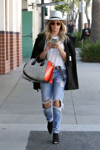 The top celebrity style influencers in every US city, from LA to New York: Ashley Tisdale