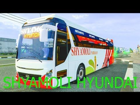 Euro Truck Simulator 2 : How to Build a bus - Hyundai Universe ...