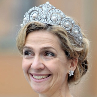Her Royal Highness Infanta Cristina of Spain, Duchess of Palma de Mallorca