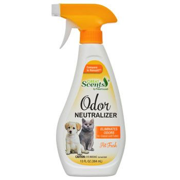 Great Scents Pet Odor Neutralizer with Pet Fresh Scent, 13 oz.