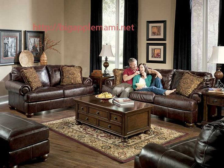 cool Leather Living Room Sets For Sale