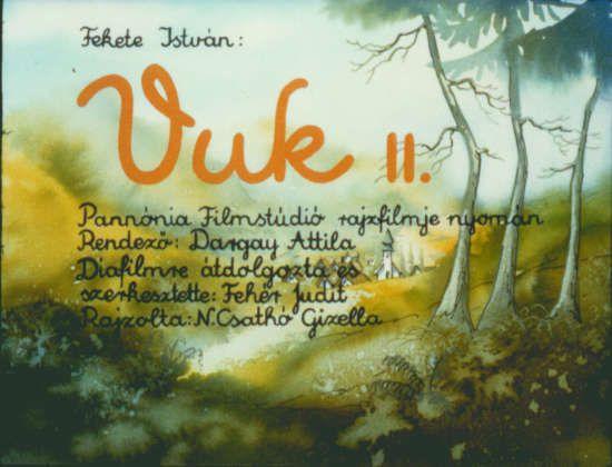 Vuk II - régi diafilmek - Picasa Web Albums