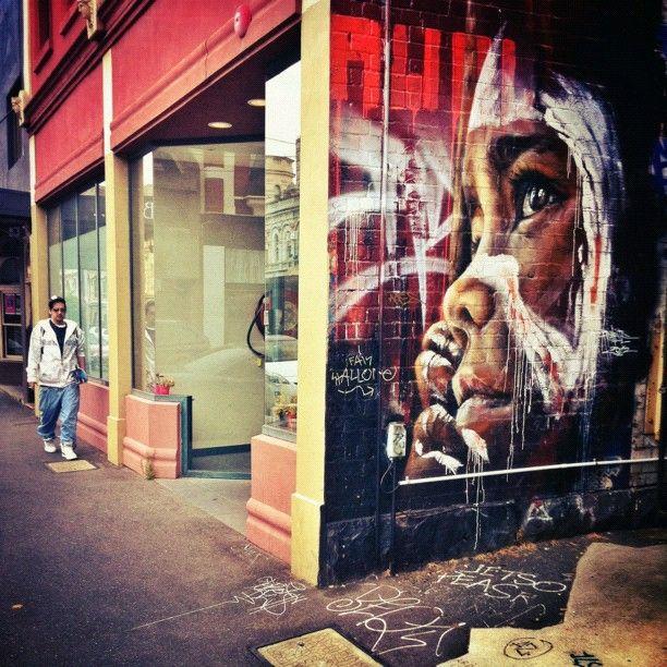 Gertrude Street in Fitzroy, VIC