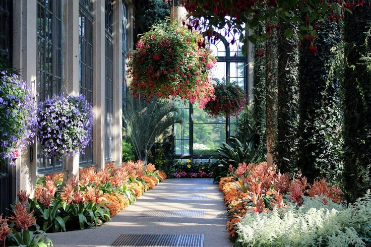 1000 images about travel and places on pinterest bay for Longwood gardens tickets