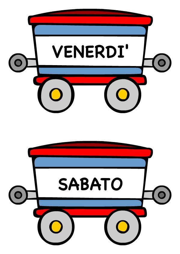Il Treno della Settimana - Venerdì - Sabato